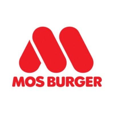 MOS BURGER (มอส เบอร์เกอร์) เซ็นทรัล เวิล์ด พลาซ่า