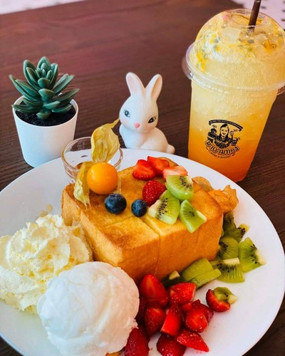Madamthong Cafe