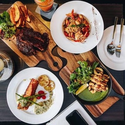 The Hub Cafe and Eatery (เดอะ ฮับ คาเฟ่ แอนด์ อิทเทอร์รี) พระราม 9