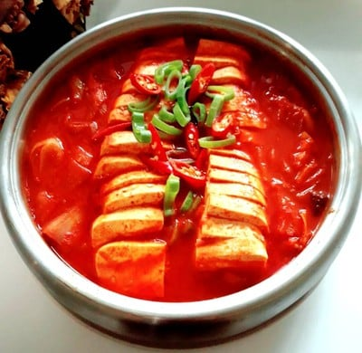 ซุปกิมจิ / กิมชิจิเก /คิมชีจีแก (สูตรนี้รับประกันความอร่อย)