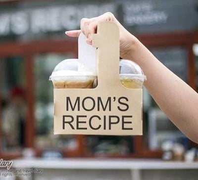 MOM'S RECIPE CAFE BAKERY To Go Branch To Go Branch ถนนปัญญา -อินทรา