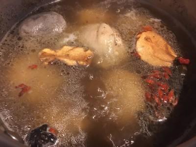 วิธีทำ มาม่าไก่ตุ๋นมะระ