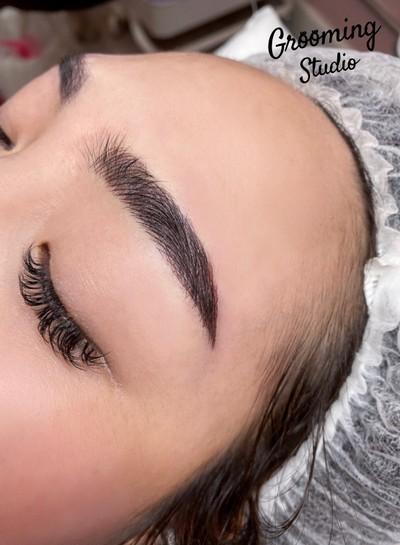 Eyebrow shading (ฝังฝุ่นสีคิ้ว) ราคาปกติ 8,990 บาท เหลือเพียง 5,990 บาท เท่านั้น