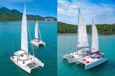 ล่องเรือสุดคุ้มกับ seaisle yachting