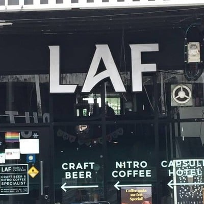 LAF Caffe Bar (ลาฟ คราฟท์ บาร์)