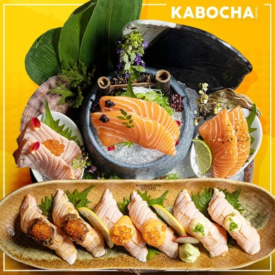 Kabocha Sushi Central plaza บางนา