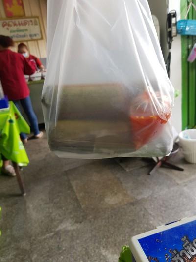 หมูยอพริกไทยดเนื้อล้วน(แท่ง)