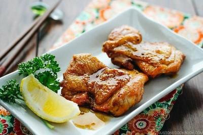 ไก่ทอดเนยโชยุ (Butter Shoyu Chicken)