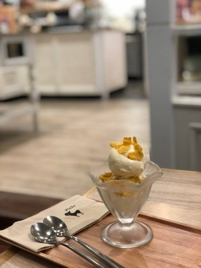 Breakfast Cereal Ice cream
