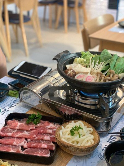 Sukiyaki (Pork)