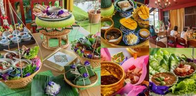 บ้านน้ำพริกข้าวสวย ร้านอาหารไทยจันทบุรีรสเลิศ ตำรับโบราณชาววัง