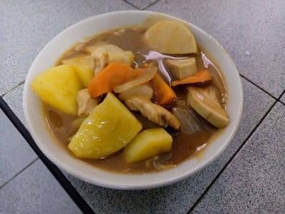 แกงกะหรี่ญี่ปุ่น อกไก่และไก่ยอ =สูตรเข้มข้น=