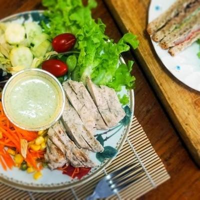 เจ๊เยาว์สลัดเพื่อสุขภาพ (Jae Yao Salad for Health) สินธิวาธานี
