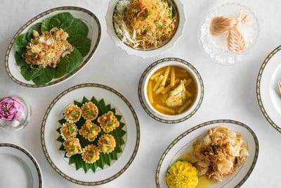10 ร้านอาหารไทยต้นตำรับ