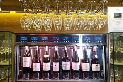 10 ร้านสำหรับคนรักไวน์