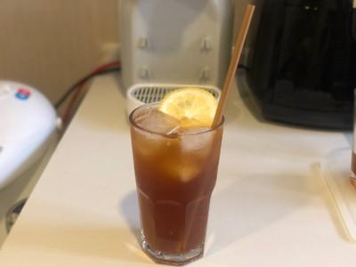 Lemon Iced Tea 🍹