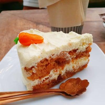 เค้กแครอต