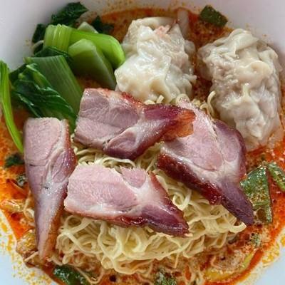 ริว บะหมี่เกี๊ยวกุ้งโคราช (REW HONG KONG NOODLE)