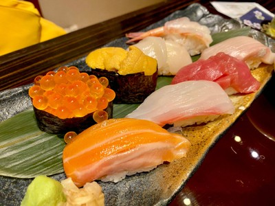 Wakaba Dinner Set