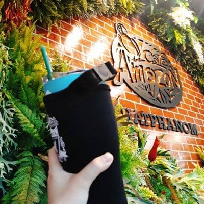 SD3497 - Café Amazon (คาเฟ่ อเมซอน) ศูนย์อาหารหน้าวัดพระธาตุพนม