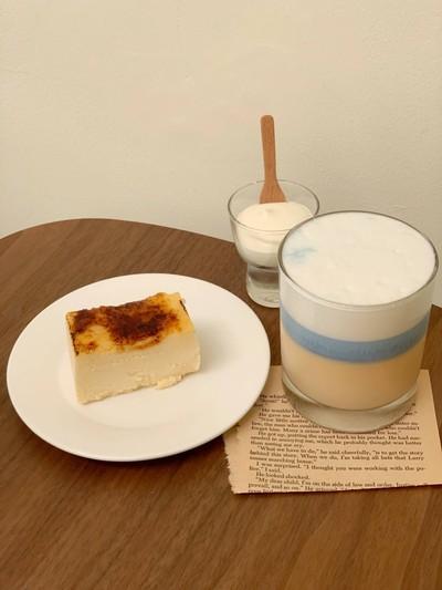 Terrine Cheese Brûlée