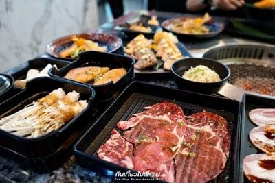 Tenjo Sushi And Yakiniku Premium Buffet (เทนโจ) The Promenade