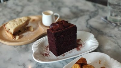 Chocolate soft fudge