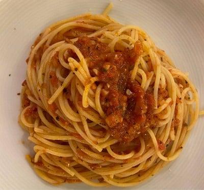 สปาเก็ตตี้มารินาราซอส (Marinara Sauce)