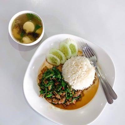 ร้านอาหารต้นตาล (Tontarn Restaurant)