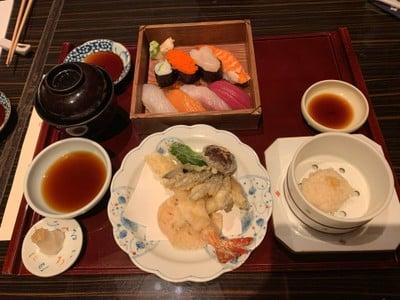 Wakaba Lunch Set