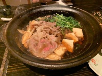 Wagyu Tofu Sukiyaki