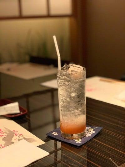 Lychee soda