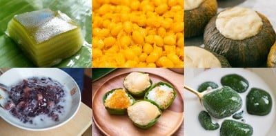 20 ร้านขนมไทยกรุงเทพฯ พร้อมเสิร์ฟเดลิเวอรี ส่งตรงถึงบ้าน! (ปี 2020)
