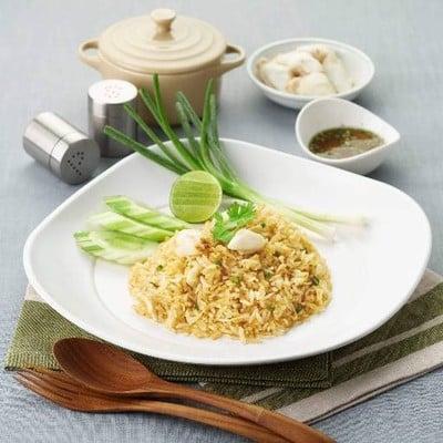ข้าวผัดปูเมืองทอง 1 (Khaophat Pu Mueang Thong 1) สุคนธสวัสดิ์