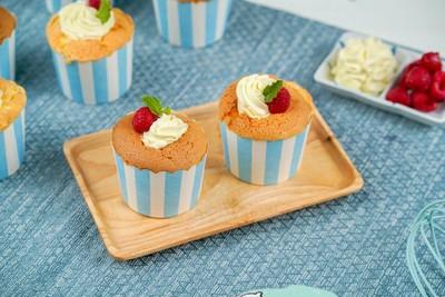Hokkaido Milk Cupcake