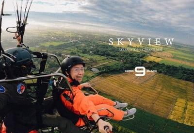 Skyview Paramotor Chiang Mai x GoPro HERO9