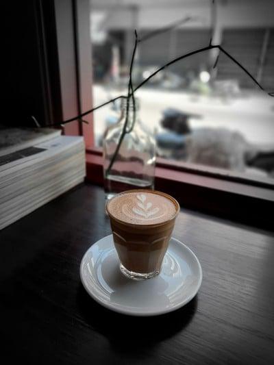 Craft coffee roaster