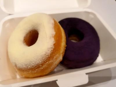 Hokkaiko Milk & Purple Sweet Potato
