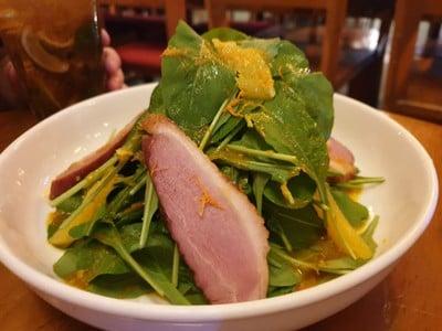 Smoked Duck & Sunkist Salad