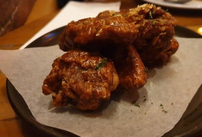 Mellow Chicken Wings