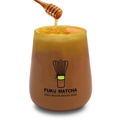 โฮจิชะรสน้ำผึ้ง
