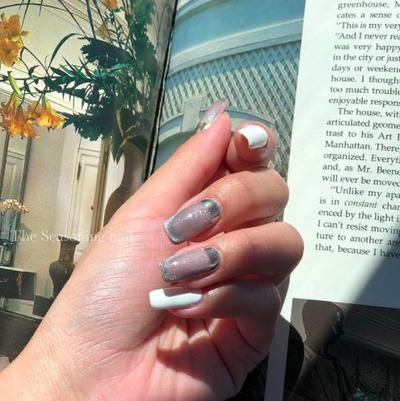 The Seasoning nail