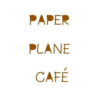 Paper Plane Cafe