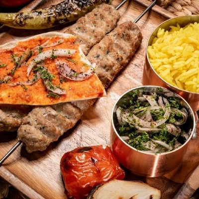 Beirut Restaurant Lebanese Food (เบรุต ร้านอาหารเลบานอน) สีลม 1
