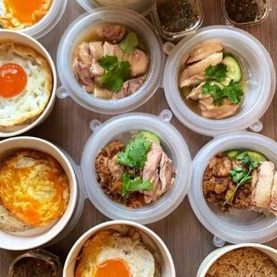 หุง HOONG 煮  หุงข้าวมันไก่ (สาทร ซ.8)