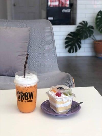 Grow Coffee & Eatery
