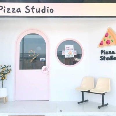 pizza studio Jumbo market klong 3