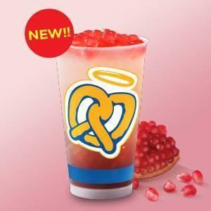 Iced Pomegranate Lemonade 16 oz.