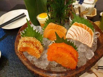 Norway Paradise Sashimi
