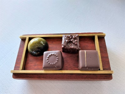 chocolate ปิดท้าย